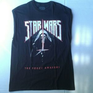 Star Wars The force Awakens men's L t-shirt